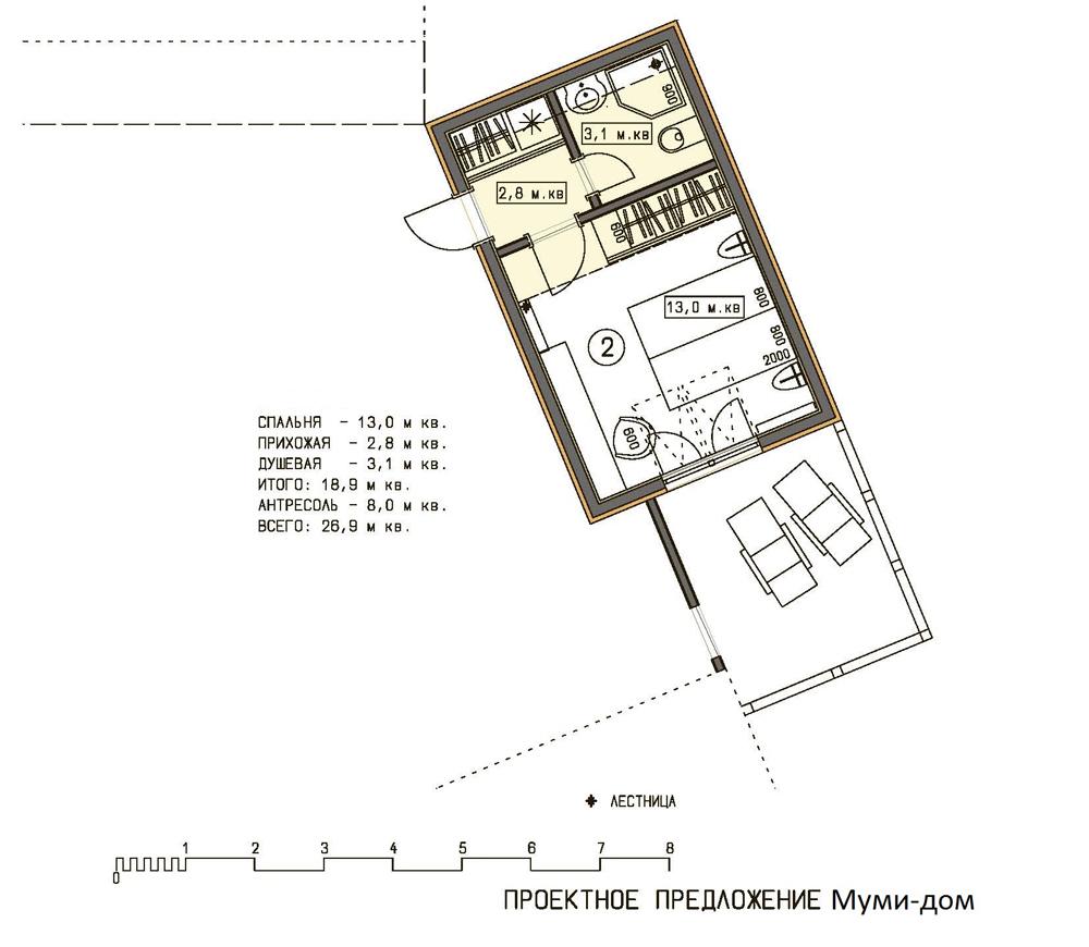 площадку для пляжного волейбола схема постройки